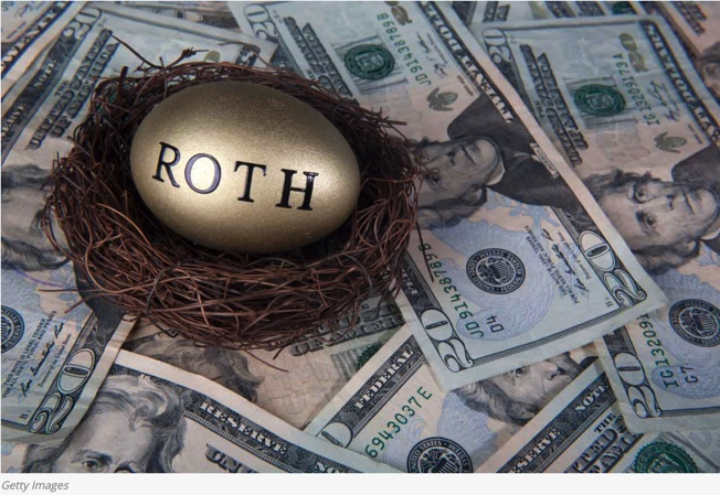 Reasons for Roth Retirement Savings Now