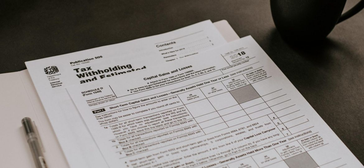 Tax Form Documents