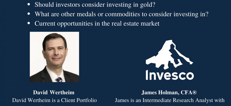 Gold & Commodities Webinar