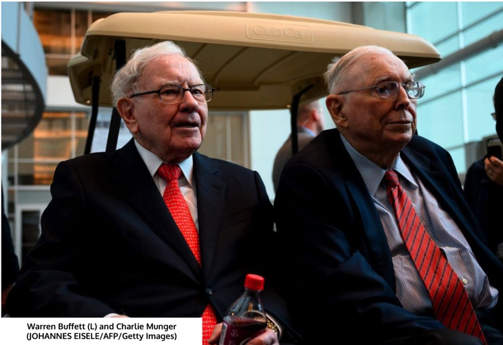 Studying Berkshire Hathaway's Annual Letter