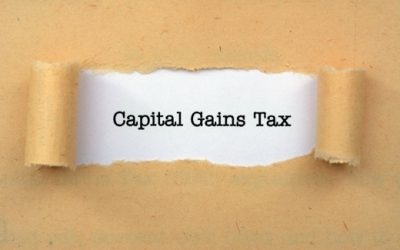 Proposed Capital Gains Tax Hike